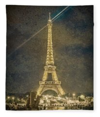 Paris, France - Beacon Fleece Blanket