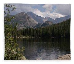 Bear Lake 1 Fleece Blanket