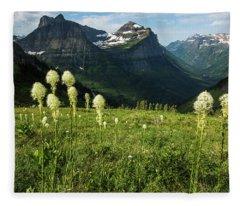 Beargrass - Glacier Np Fleece Blanket