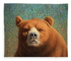 Bear Fleece Blankets