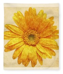 Beautiful Blossom Fleece Blanket