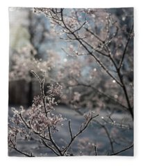Beauty Within Fleece Blanket