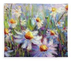 Bee Heaven Fleece Blanket