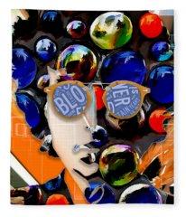 Like A Rolling Stone. Bob Dylan Fleece Blanket