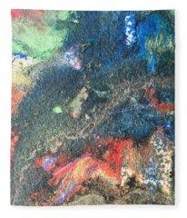 Beginnings - Geology Series Fleece Blanket
