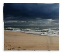 Believe - Jersey Shore Fleece Blanket
