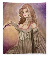Bellatrix Lastrange Fleece Blanket