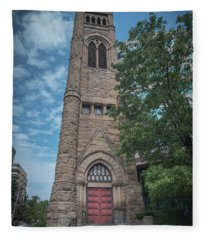 Bellefield Towers Fleece Blanket