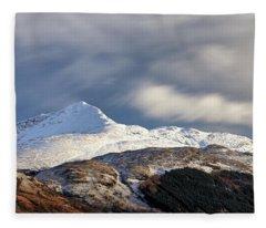 Ben Lomond Fleece Blanket