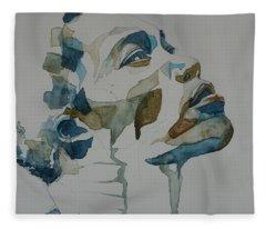 Benjamin Clementine Fleece Blanket