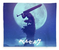 Berserk Fleece Blanket
