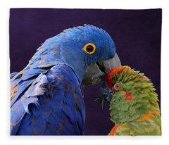 Best Friends Forever Fleece Blanket
