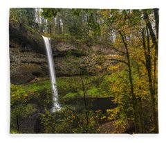 Best Of Silver Falls Fleece Blanket