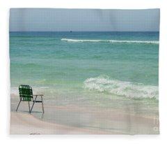 Best Seat  Fleece Blanket