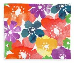 Bright Color Fleece Blankets