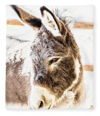 Big Ears Fleece Blanket