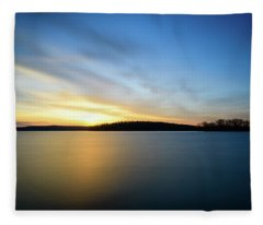 Big Island Fleece Blanket