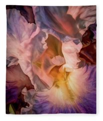 Billowing Grace 7 Fleece Blanket