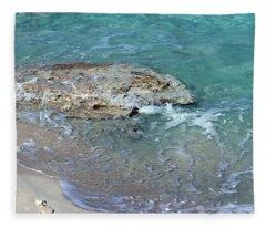 Bimini After Wave Fleece Blanket