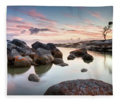 Binalong 1 Fleece Blanket