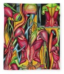 Biological Fusion Fleece Blanket
