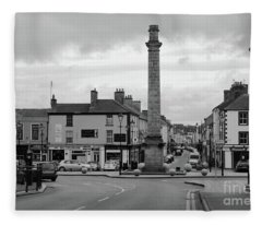 Birr Town Fleece Blanket