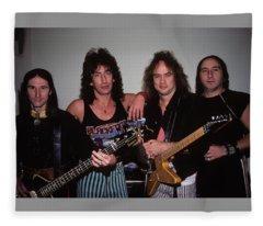 Blackfoot Backstage Fleece Blanket