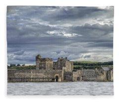 Blackness Castle Fleece Blanket