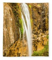 Blackwood Forest Waterfall Fleece Blanket