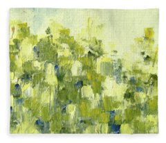 Bladverk I Motljus   - Sunlit Leafs_0159 Up To 76 X 56 Cm Fleece Blanket