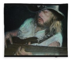 Blues Traveler Fleece Blanket