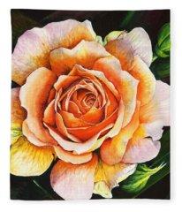 Blooming Marvellous Fleece Blanket