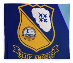 Blue Angels Fleece Blanket