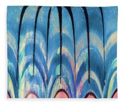 Blue By You 1 Fleece Blanket