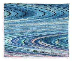 Blue By You 2 Fleece Blanket