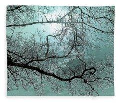 Blue Danube Fleece Blanket
