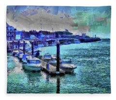 Blue Harbour Fleece Blanket