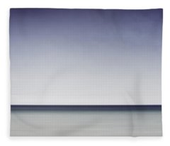 Blue Horizon Fleece Blanket