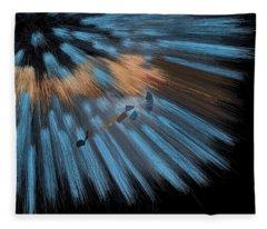 Blue Label Lp Goddess Teleport Fleece Blanket