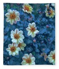 Blue Mood Fleece Blanket
