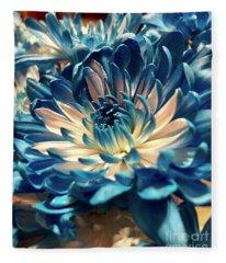 Blue Mum Fleece Blanket