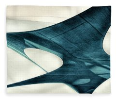 Blue Sails Fleece Blanket