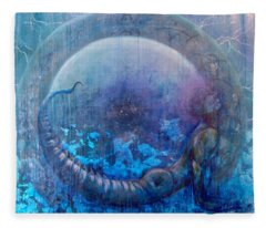 Bluestargate Fleece Blanket