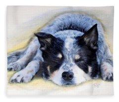 Bluey Fleece Blanket