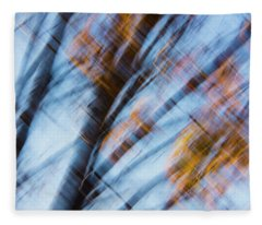 Blur Fleece Blanket
