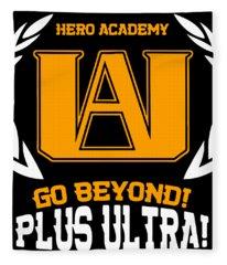 Bnha Boku No Hero Academia Fleece Blanket