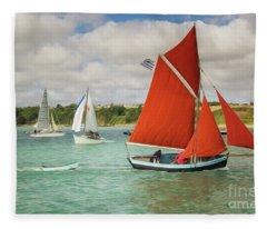 Boatshow Fleece Blanket