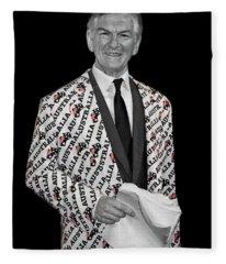 Bob Hawke Fleece Blanket