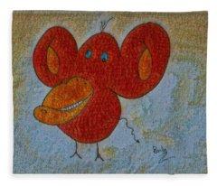 Bombo Fleece Blanket