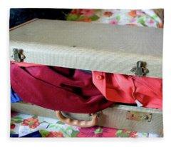 Bon Voyage Fleece Blanket